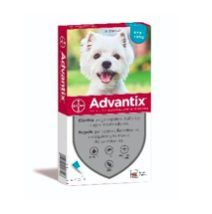 Advantix pipeta de 4 a 10 kg