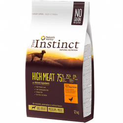 Comida para perrosTrue Instinct HIGH MEAT Pollo Medium Maxi