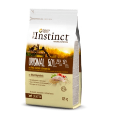 True Instinct Kitten ORIGINAL Pollo y Arroz Integral