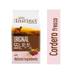 true instinct original cordero avena