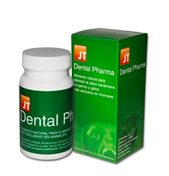 elimina la placa bacteriana de perros y gatos con jt-dental-pharma