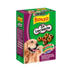 snacks para perros purina bonzo snacks